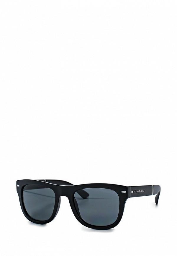 Мужские солнцезащитные очки Dolce&Gabbana 0DG6089