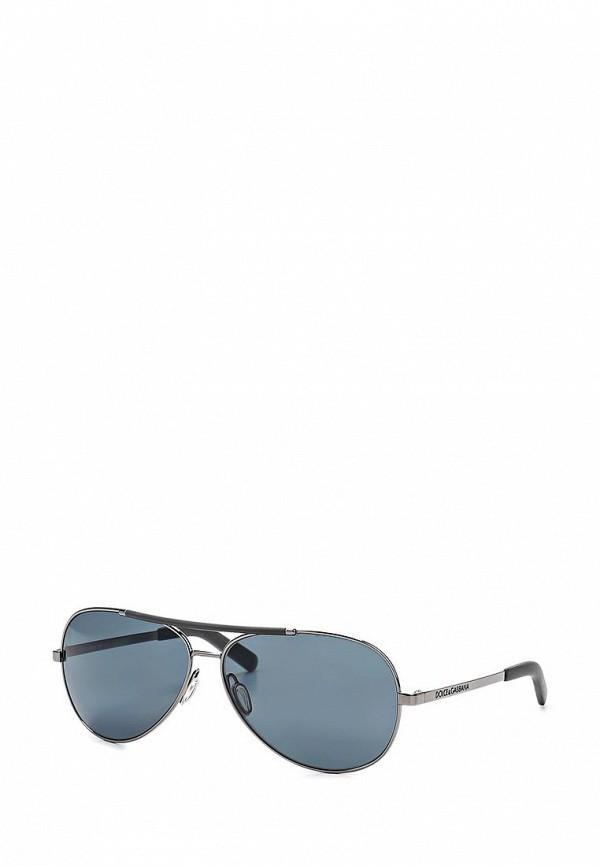 Очки солнцезащитные Dolce&Gabbana 0DG2141 04/81