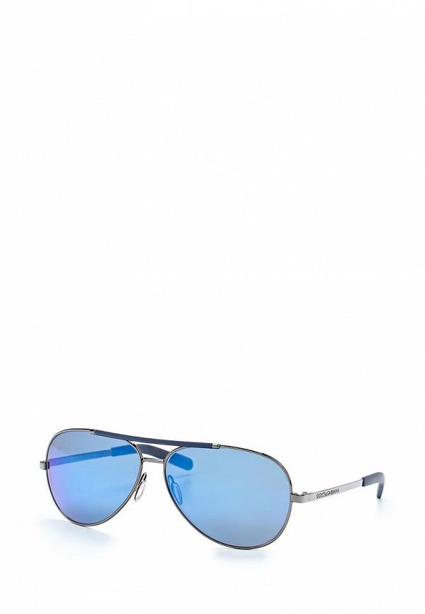 Очки солнцезащитные Dolce&Gabbana 0DG2141 04/55
