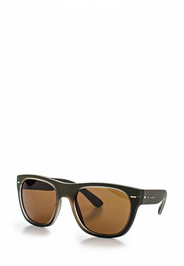 Мужские солнцезащитные очки Dolce&Gabbana 0DG6091