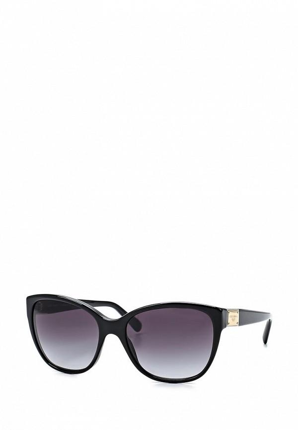 Женские солнцезащитные очки Dolce&Gabbana 0DG4195