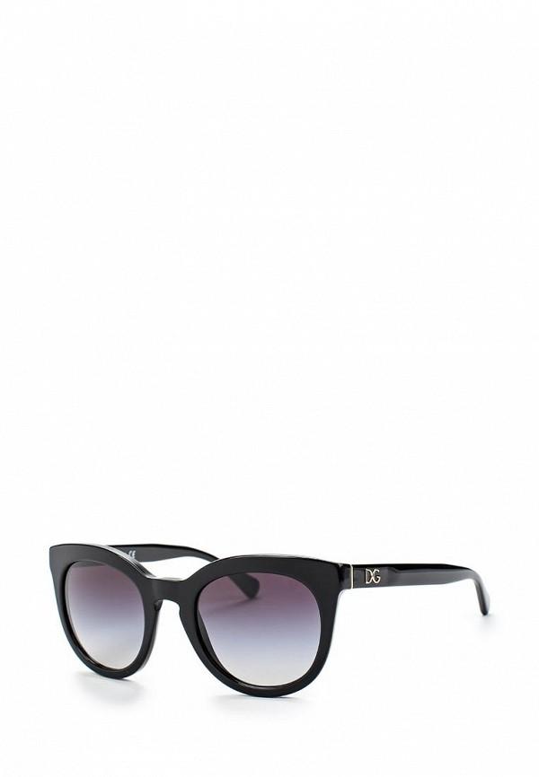 Очки солнцезащитные Dolce&Gabbana 0DG4249 501/8G