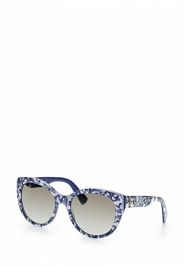 Женские солнцезащитные очки Dolce&Gabbana 0DG4217