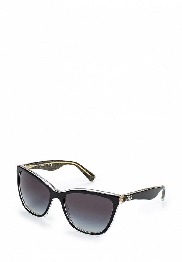 Женские солнцезащитные очки Dolce&Gabbana 0DG4193
