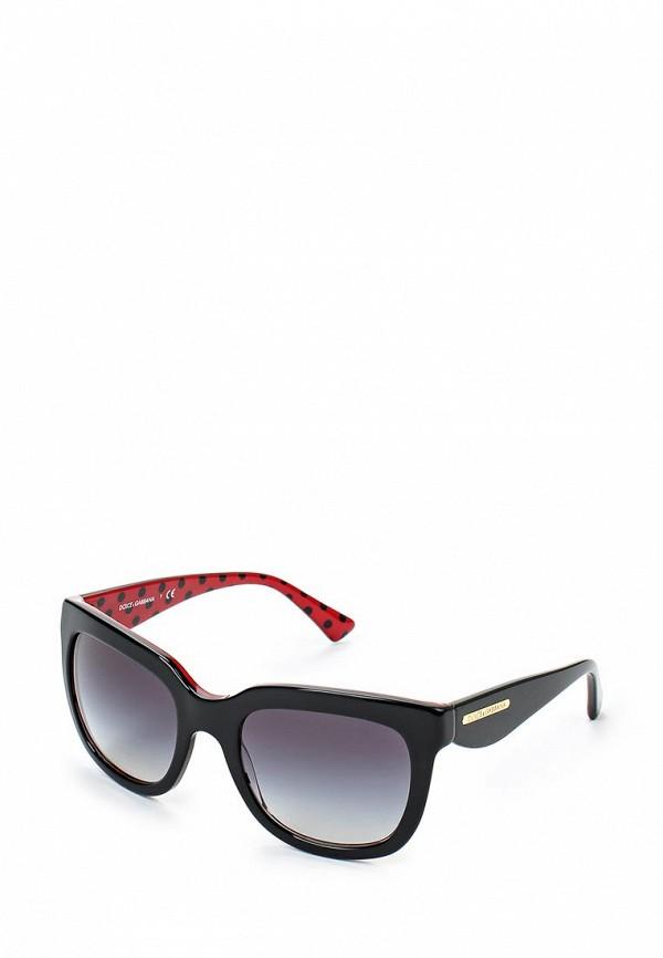 Женские солнцезащитные очки Dolce&Gabbana 0DG4197