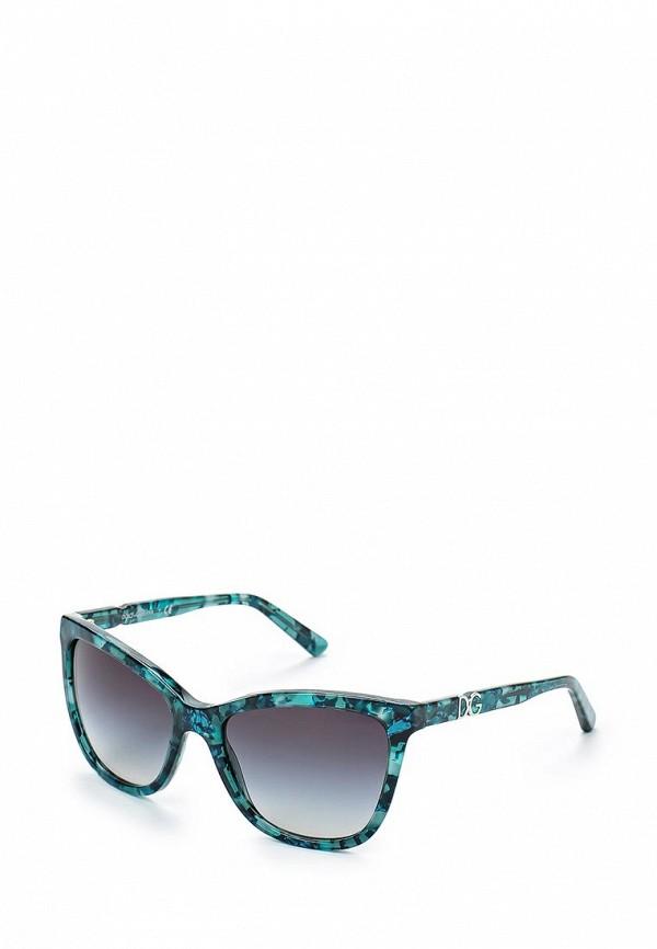 Женские солнцезащитные очки Dolce&Gabbana 0DG4193M
