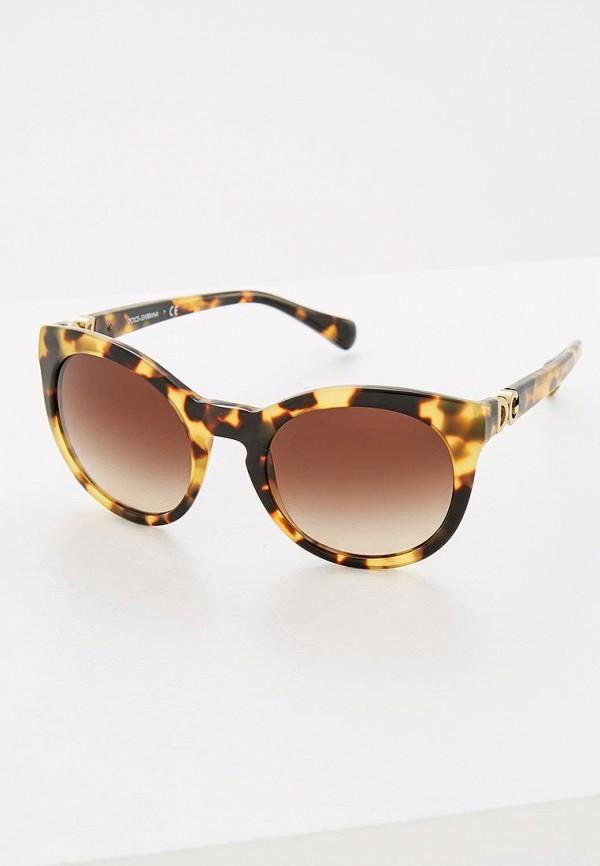 Очки солнцезащитные Dolce&Gabbana Dolce&Gabbana DO260DWHWZ67 солнцезащитные очки dolce dolce and gabbana dolce gabbana dg4242