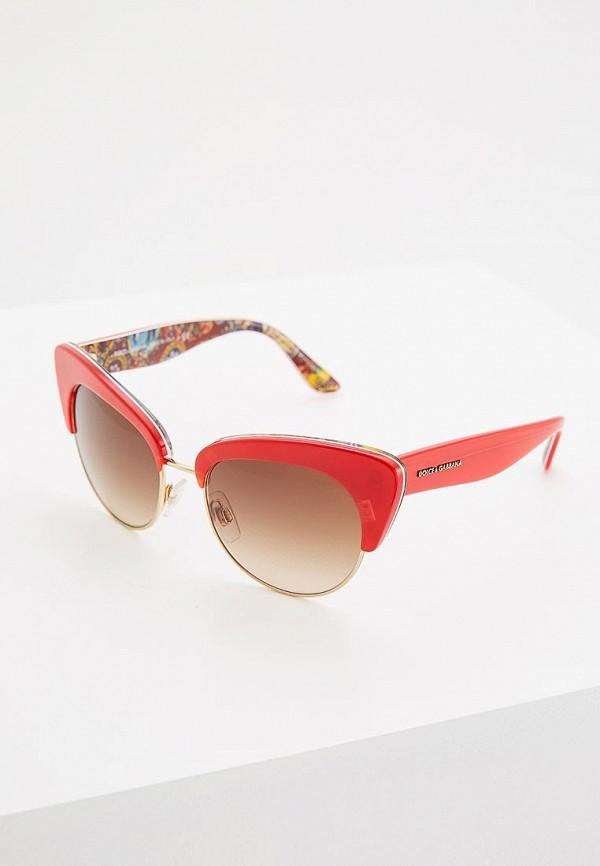 Очки солнцезащитные Dolce&Gabbana Dolce&Gabbana DO260DWHWZ69 солнцезащитные очки dolce dolce and gabbana dolce gabbana dg4242