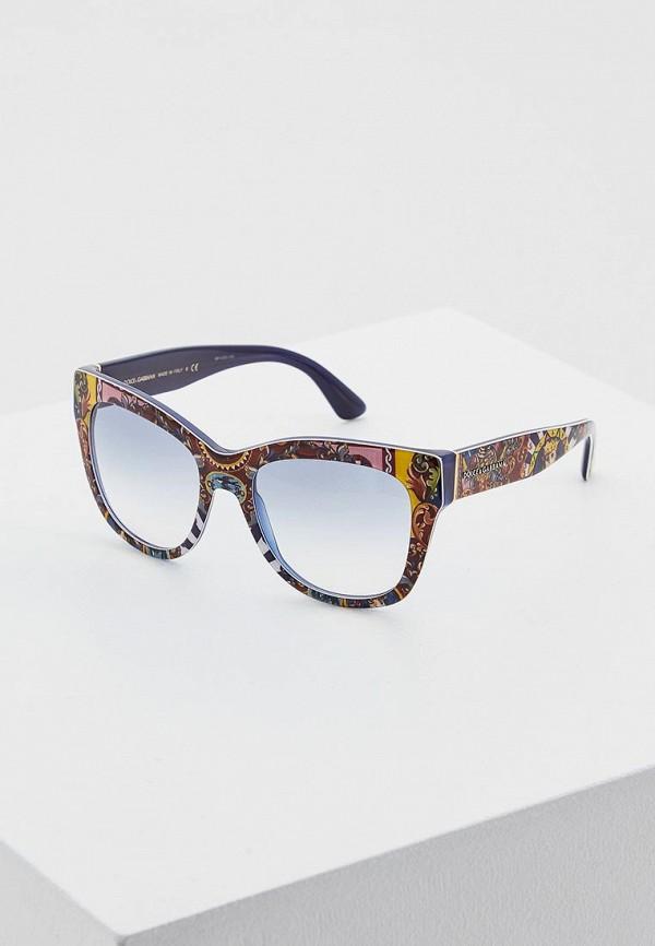 Очки солнцезащитные Dolce&Gabbana Dolce&Gabbana DO260DWHWZ85 солнцезащитные очки dolce dolce and gabbana dolce gabbana dg4242