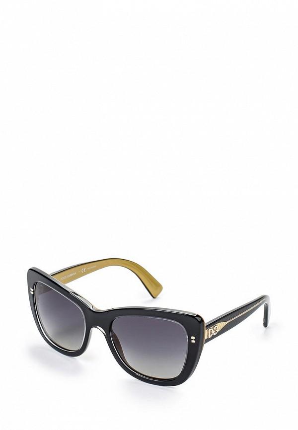 Женские солнцезащитные очки Dolce&Gabbana 0DG4260