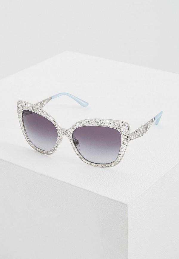 Очки солнцезащитные Dolce&Gabbana Dolce&Gabbana DO260DWOSW62 dolce gabbana 61i b41111 dolce gabbana lui