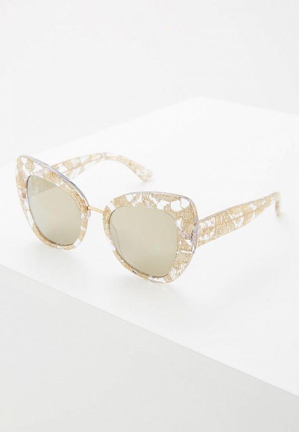 Очки солнцезащитные Dolce&Gabbana Dolce&Gabbana DO260DWZAZ07 dolce gabbana 61i b41111 dolce gabbana lui