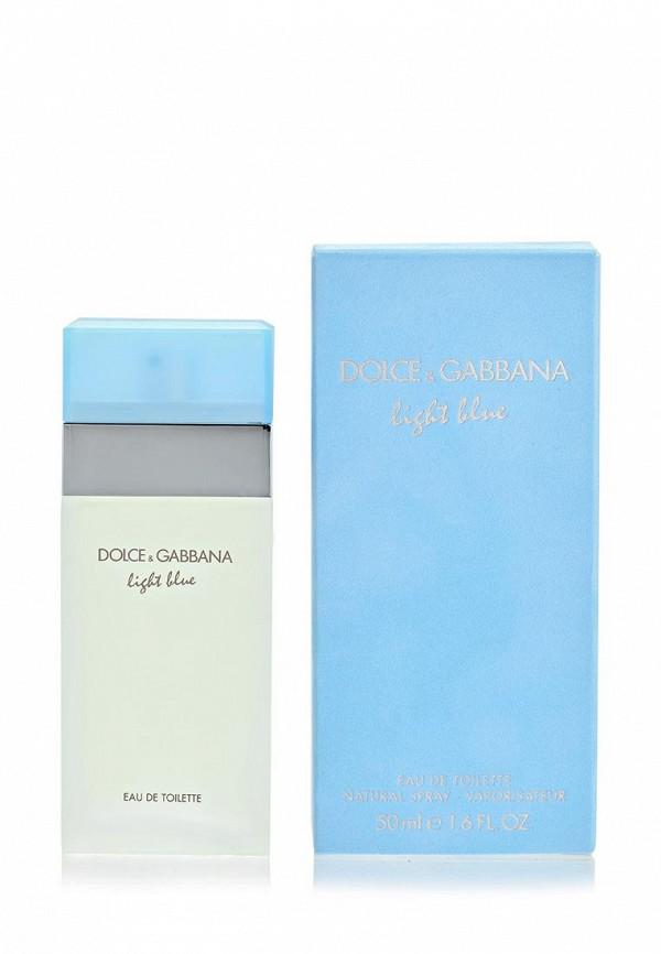 Туалетная вода Dolce&Gabbana Dolce&Gabbana DO260LWFI579 туалетная вода dolce