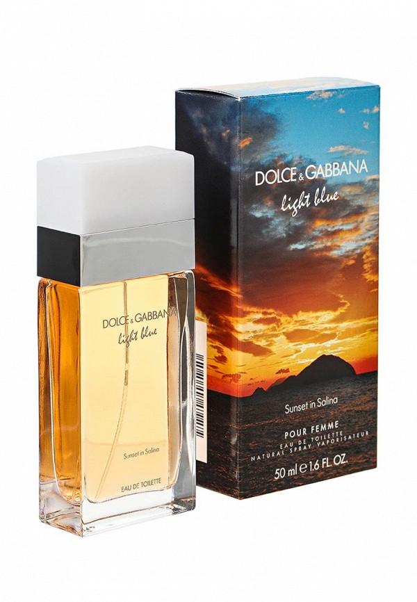 Туалетная вода Dolce&Gabbana 737052883779