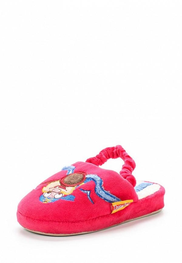 Тапочки Dream Feet Dream Feet DR012AKXSQ39 dream a dream лежебоки розовый