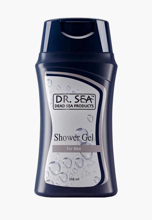Гель для душа Dr. Sea Dr. Sea DR017LMBIWI4 гель dr sea mineral cleansing gel facial and eyes area 3 in 1 210 мл