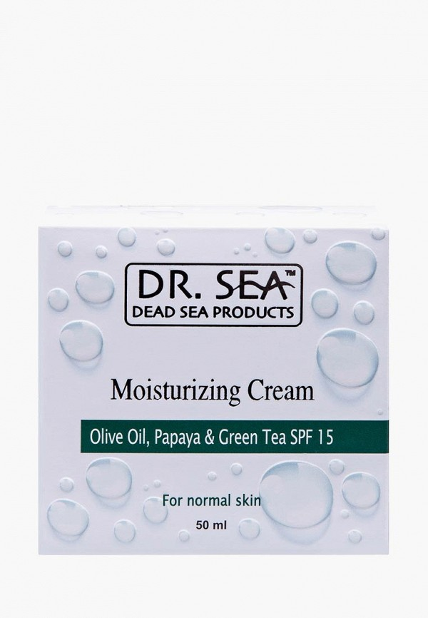 Крем для лица Dr. Sea Dr. Sea DR017LWBIWE8 крем dr sea moisturizing cream olive