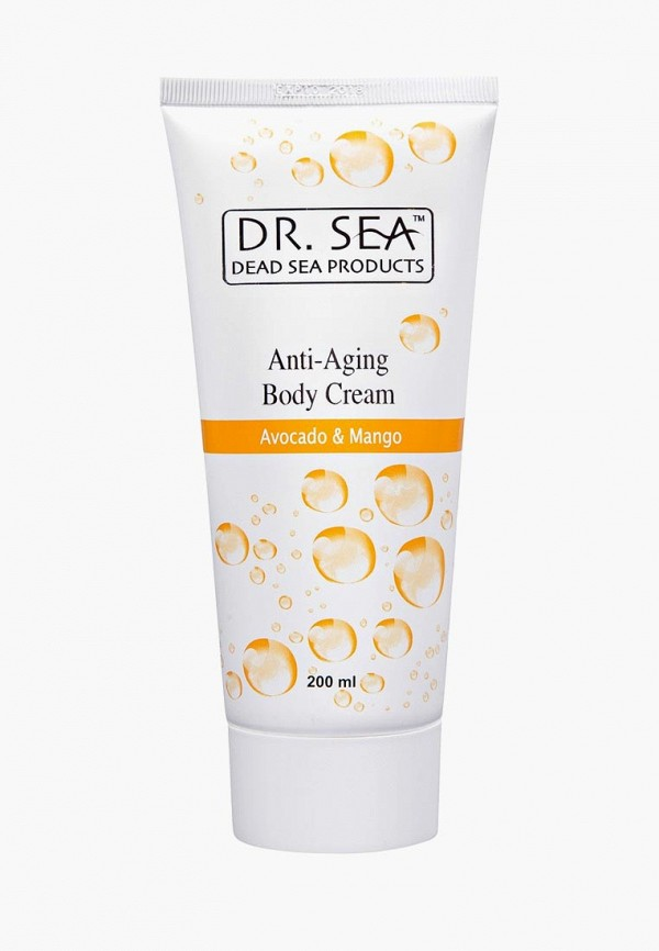 Крем для тела Dr. Sea Dr. Sea DR017LWBIWH4 крем dr sea multivitamin nourishing hands