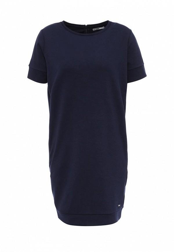 Вязаное платье DRYWASH DSU0058GR