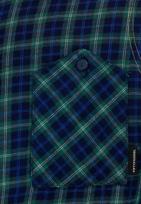 Рубашка с длинным рукавом 55DSL 05d2j0: изображение 3