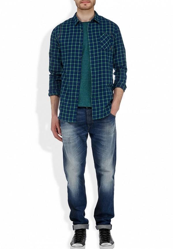 Рубашка с длинным рукавом 55DSL 05d2j0: изображение 5