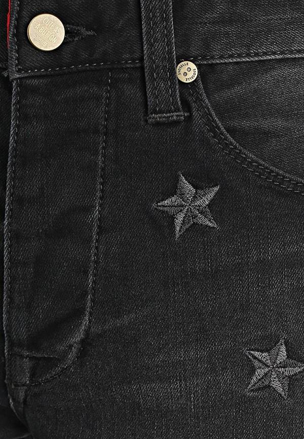 Женские джинсовые шорты 55DSL 05D2IL-55E82: изображение 4