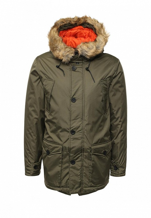 Утепленная куртка d-Struct Finnoy