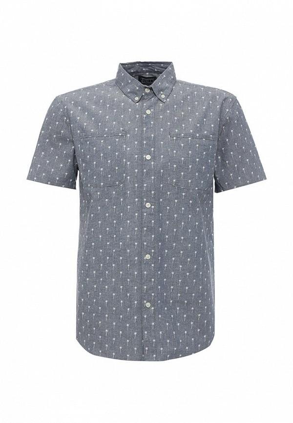 Купить мужскую рубашку d-Struct серого цвета