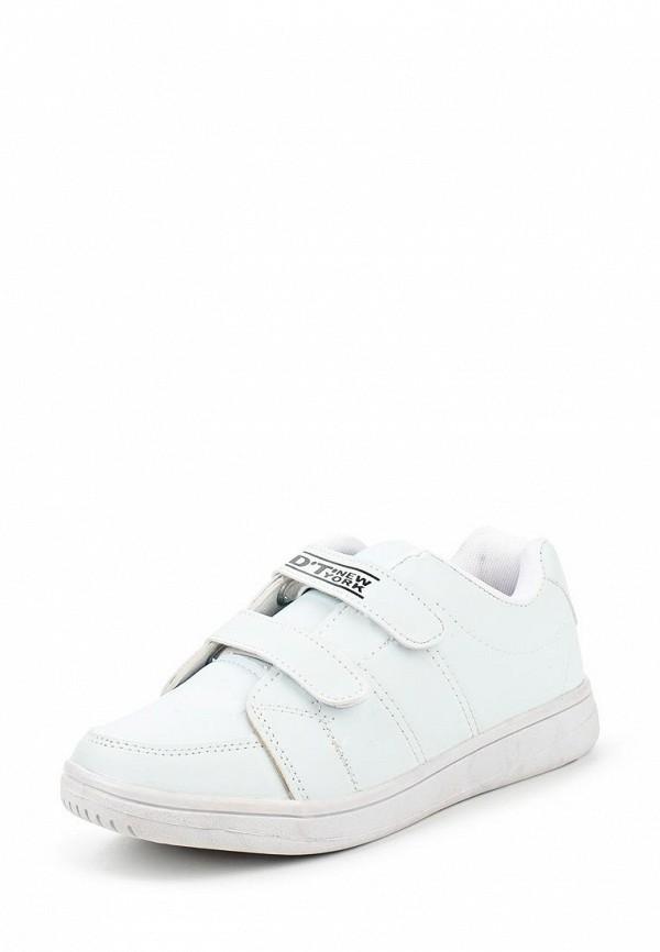 Купить Кеды D.T. New York белого цвета
