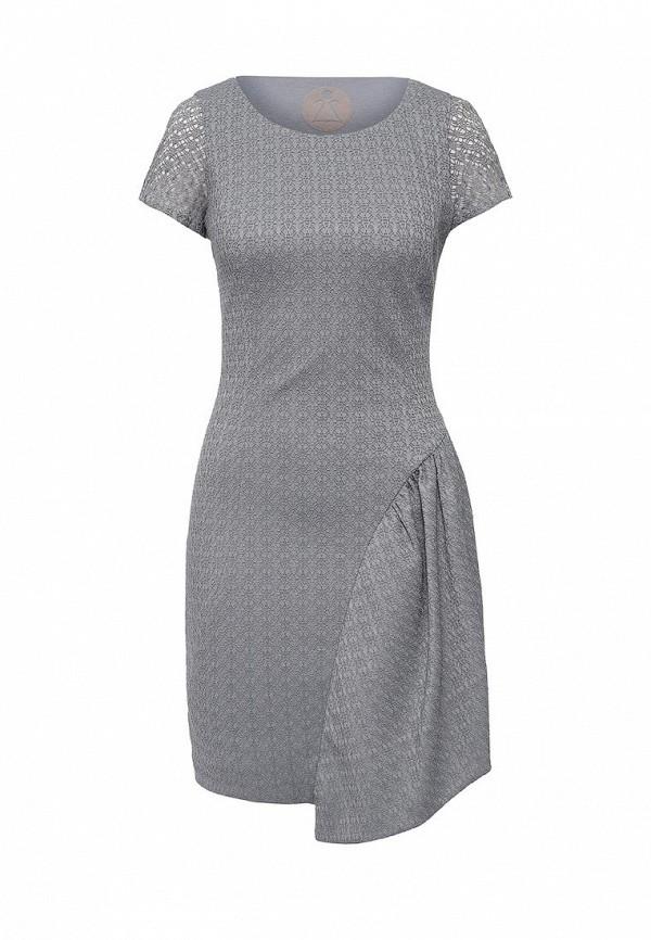 Платье-миди D.VA w1302-030504