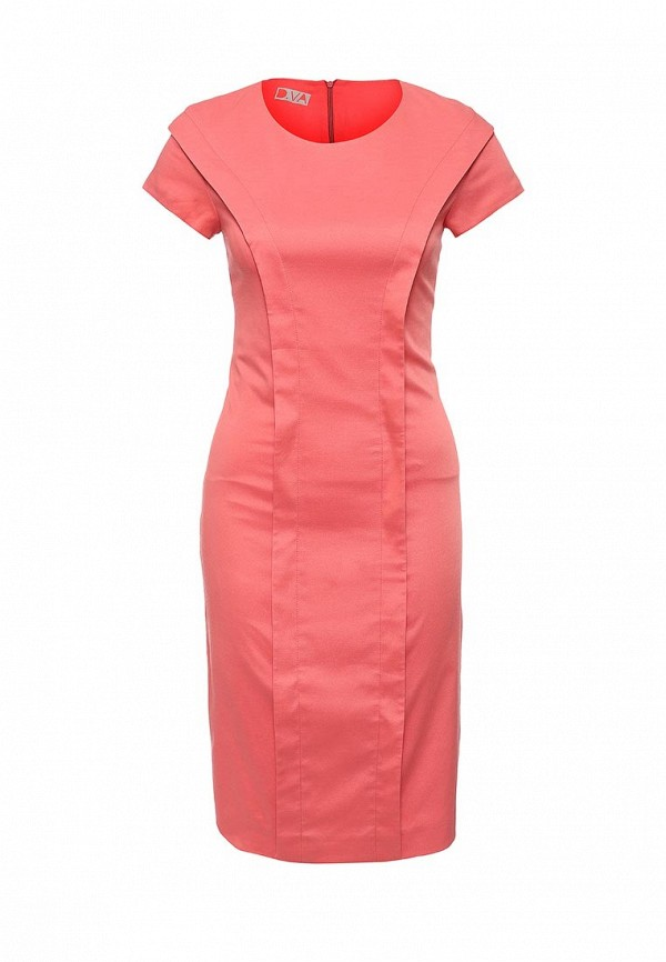 Платье-миди D.VA Грин 03