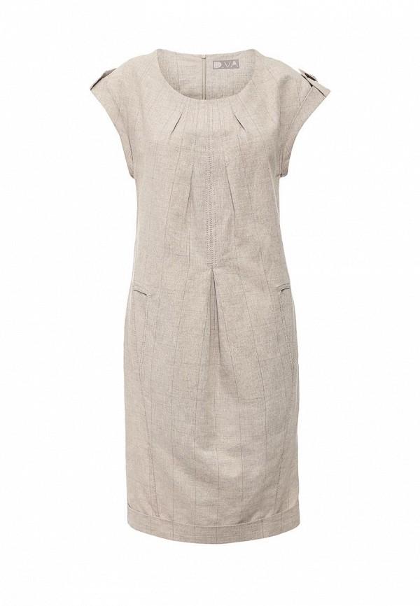 Платье-миди D.VA Водоворот