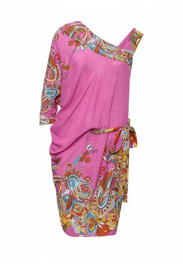 Платье-миди D.VA Волна