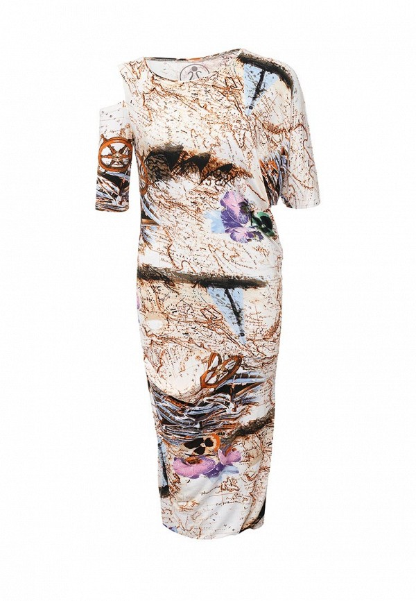 Платье-миди D.VA Джамп 08
