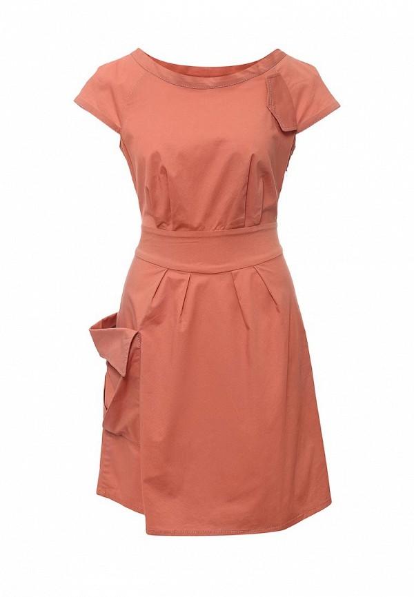 Платье-миди D.VA Миля