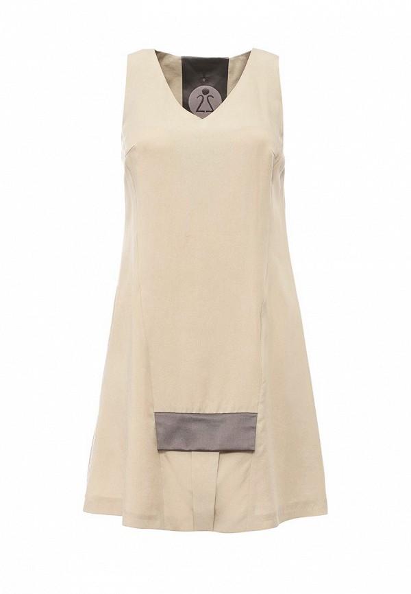 Платье-мини D.VA Имбирь 08