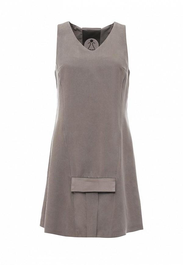 Летнее платье D.VA Имбирь 08