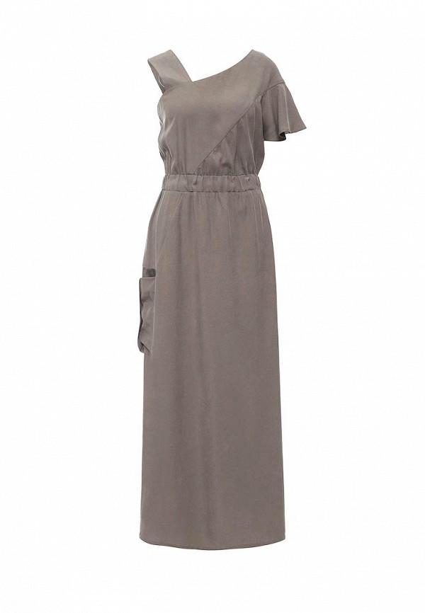 Платье-макси D.VA Имбирь 10