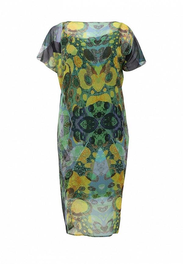 Платье-миди D.VA Крем 05