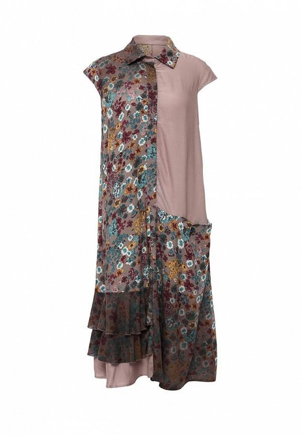 Платье-миди D.VA Цукат 01