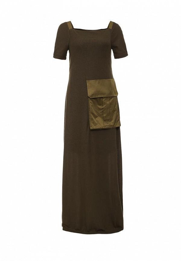 Вязаное платье D.VA Щербет 15