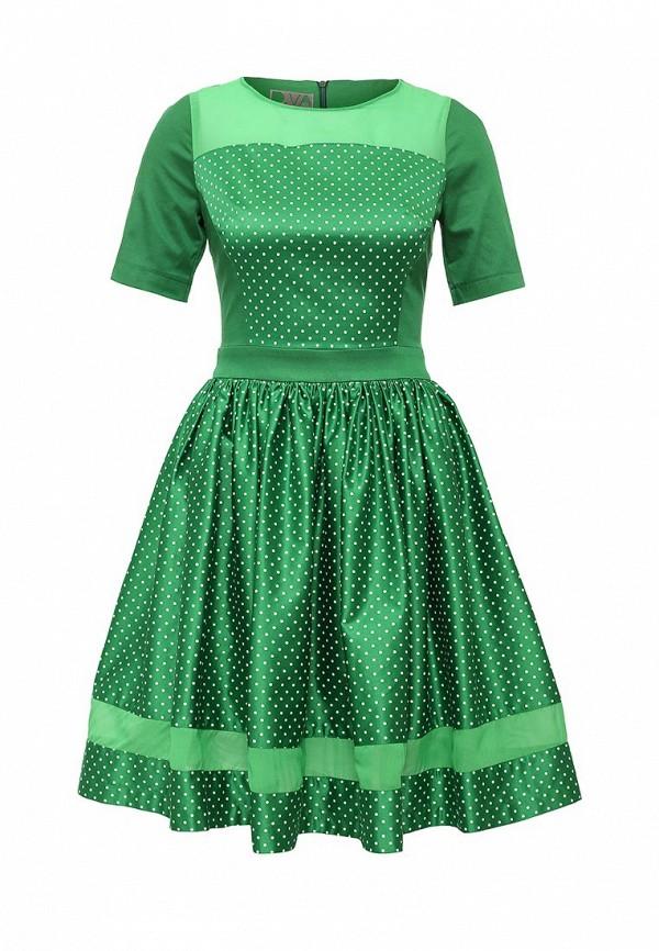 Платье-миди D.VA Щербет 17