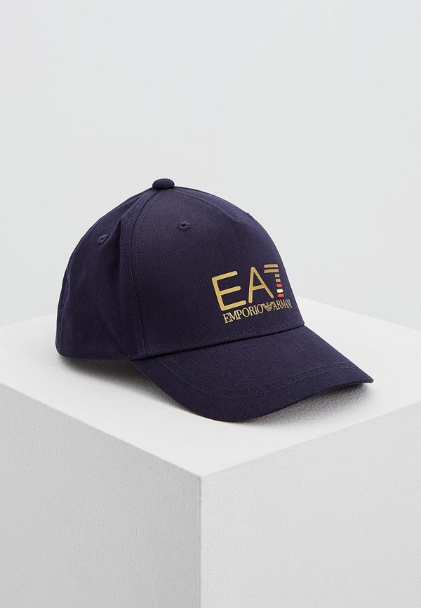 Бейсболка EA7 EA7 EA002CMZUD52 пуховик ea7 ea7 ea002egjph00
