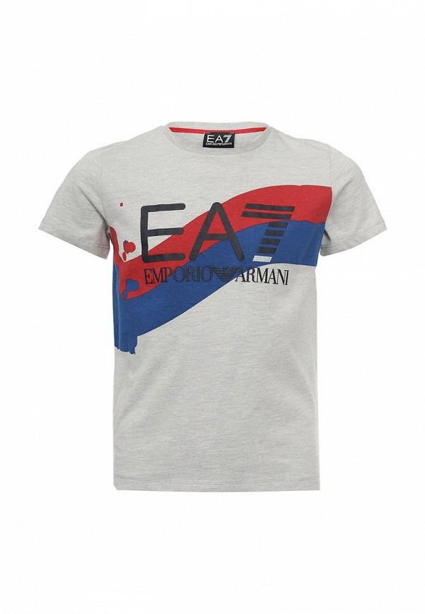 Футболка EA7 EA7 EA002EBRAB80 футболка ea7 ea7 ea002emuei05