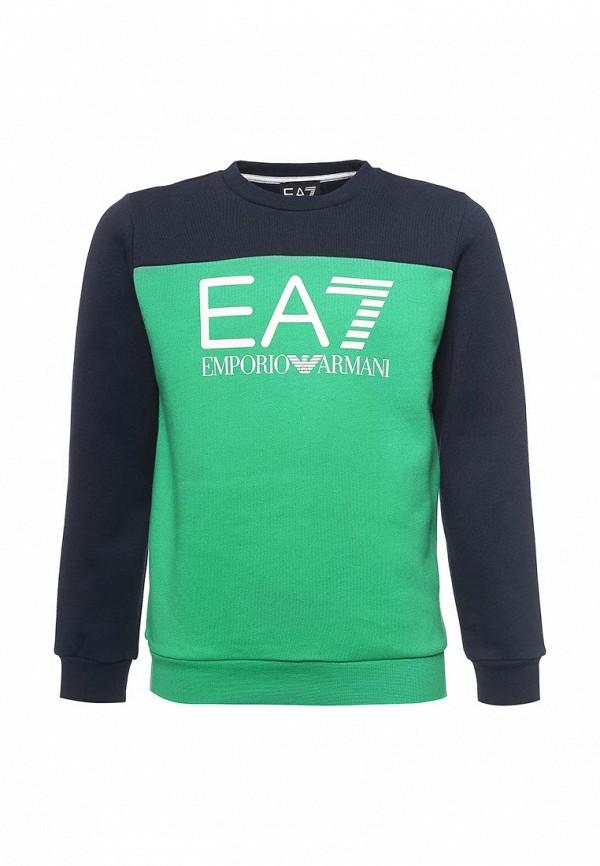 цена Свитшот EA7 EA7 EA002EBUEL29