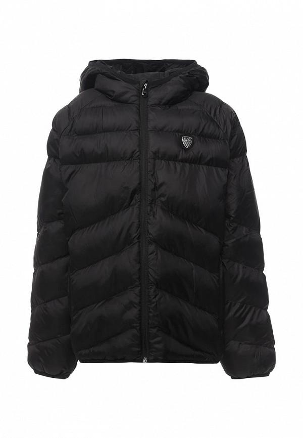 Куртка утепленная EA7 EA7 EA002EBUEL52 пуховик ea7 ea7 ea002egjph00