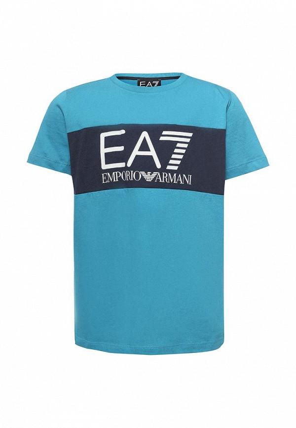 Футболка EA7 EA7 EA002EBUEL70 футболка ea7 ea7 ea002emuei05