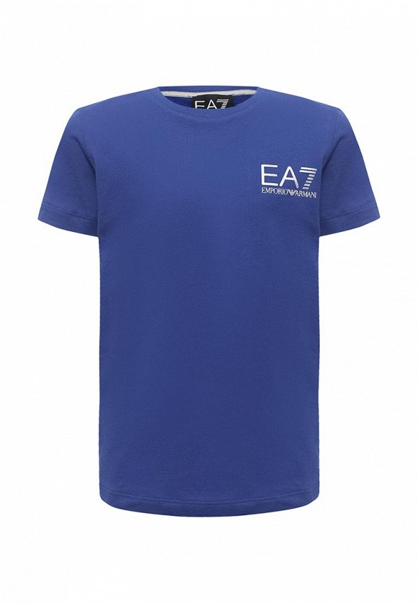 Футболка EA7 EA7 EA002EBZUB04 футболка ea7 ea7 ea002emuei05