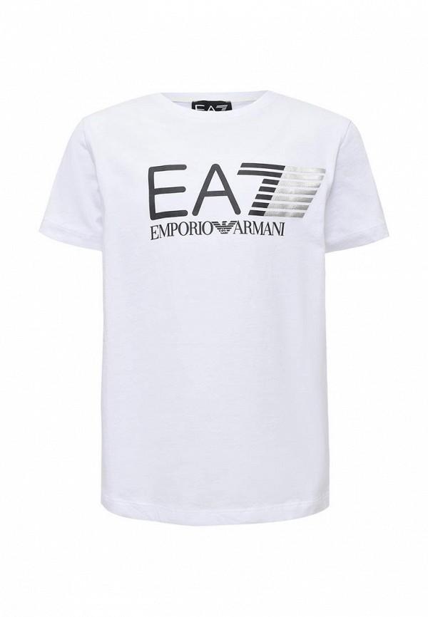 Футболка EA7 EA7 EA002EBZUB08 футболка ea7 3zpt66 pjl8z 2805