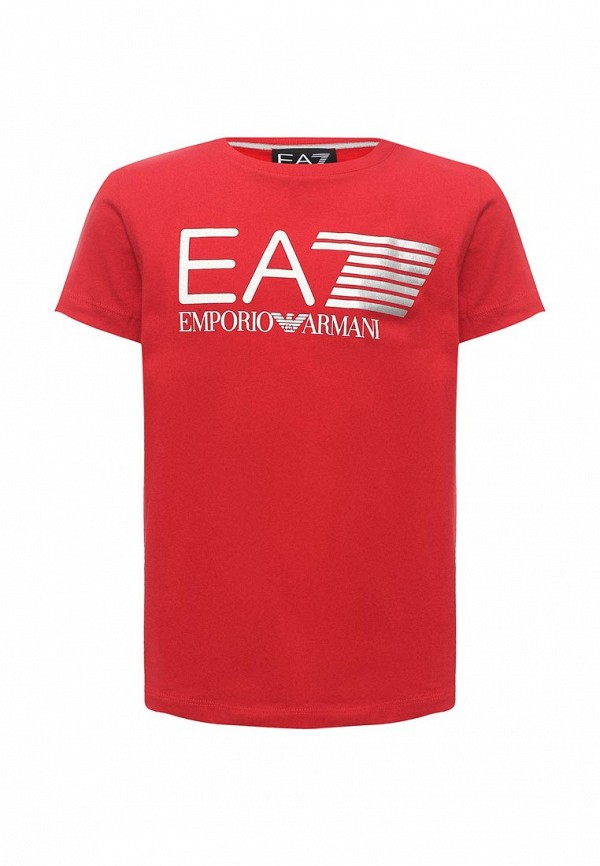 Футболка EA7 EA7 EA002EBZUB09 футболка ea7 ea7 ea002emuei05